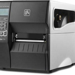 Zebra Zt230 Dt/tt 300dpi Usb/serial/lan Cutter