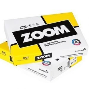 Zoom Paper Copy A3 80g Unpunched 2500 Ark