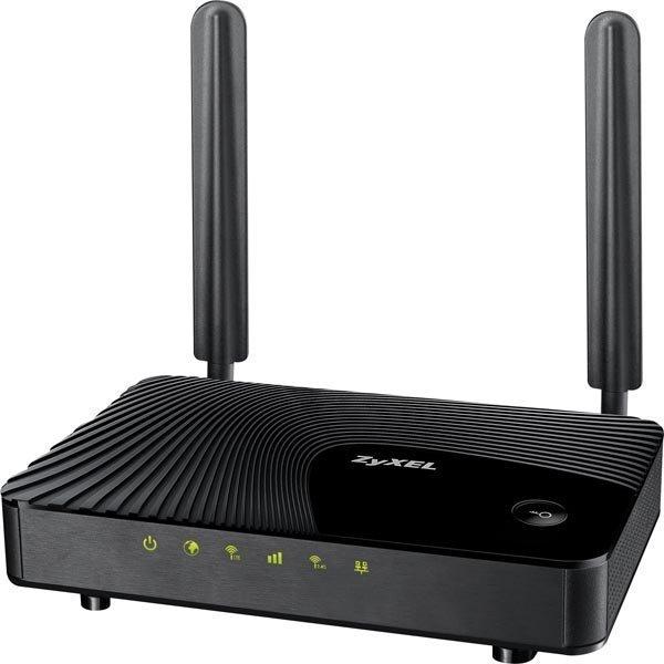 ZyXEL LTE3301-Q222 LTE reititin sisätilaan musta