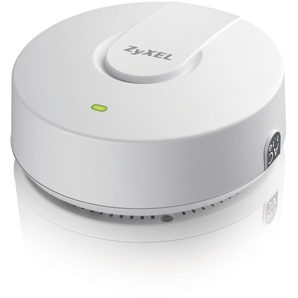 ZyXEL NWA1123-AC Smoke Detector Dual Radio AP Business WLAN