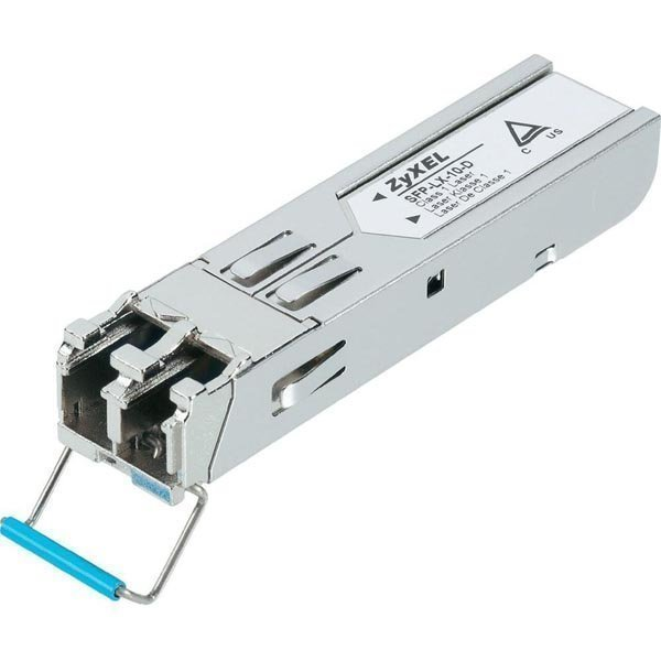 ZyXEL SFP-LX-10-D Gigabit-LX Mini-GBIC SFP.Up to10km using 9m single