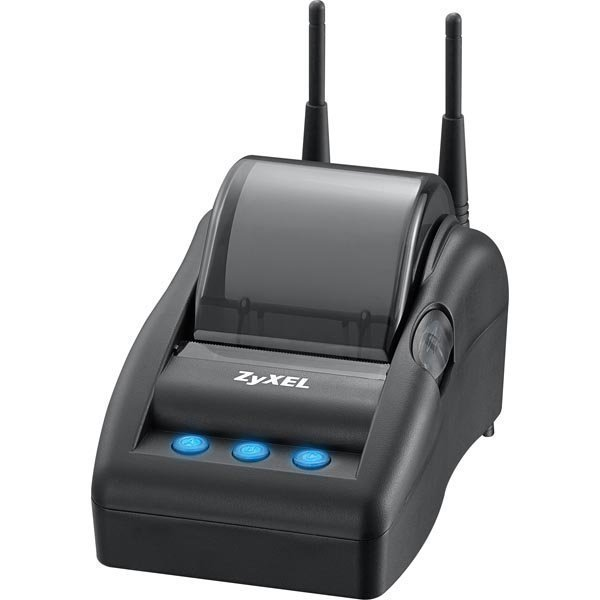ZyXEL UAG50 Hotspot Gatewayt w. Printer