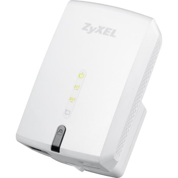 ZyXEL WRE6505 Wireless Dual Band AC750 Range Extender