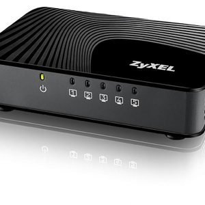 Zyxel Ethernet Kytkin 5-Porttia