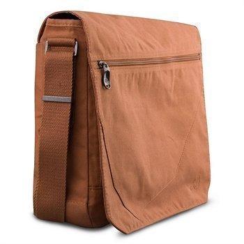 be.ez LE Littoral Shoulder Bag 15 Brown