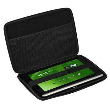iGadgitz EVA Hard Case Acer Aspire Iconia Tab A500 A501 W500 W501 Black