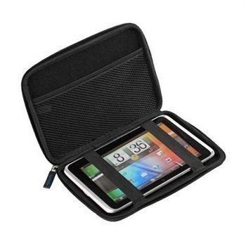 iGadgitz EVA Hard Case HTC Flyer Archos 70 8GB / 250GB Archos 7 Black