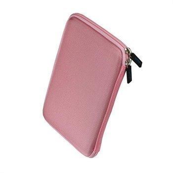 iGadgitz EVA Kova Kotelo Acer Iconia Tab A100 Blackberry Playbook Vaaleanpunainen