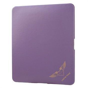 iPad 1 Maclove Leather Case Purple