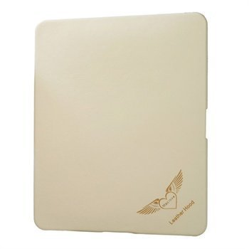 iPad 1 Maclove Leather Case White