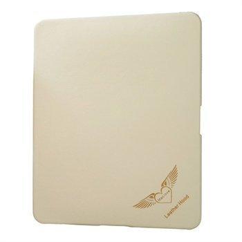 iPad 1 Maclove Leather Case White