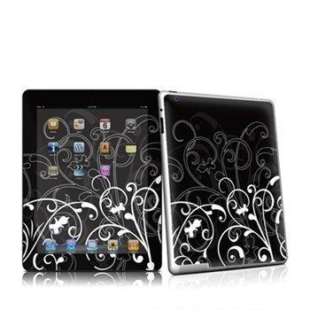 iPad 2 B&W Fleur Skin