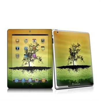 iPad 2 Flying Tree Amber Skin