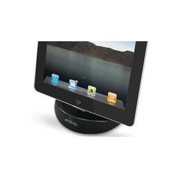iPad 2 KiDiGi USB Desktop Charger Black