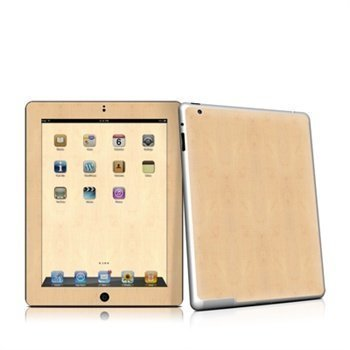 iPad 2 Light Maple Skin
