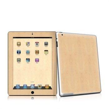 iPad 2 Light Maple Skin