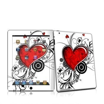 iPad 2 My Heart Skin