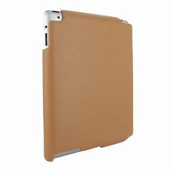 iPad 2 Piel Frama iMAGNUM Nahkakotelo Parkittunahka