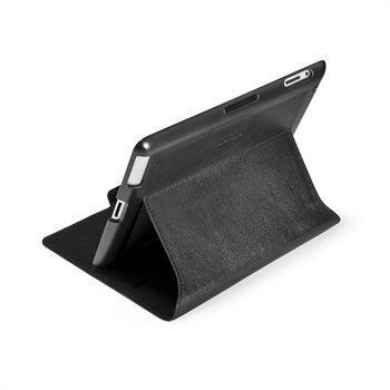 iPad 2 Speck MagFolio Luxe Nahkakotelo Musta