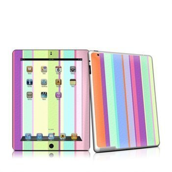iPad 2 Spring Stripes Skin