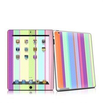 iPad 2 Spring Stripes Skin