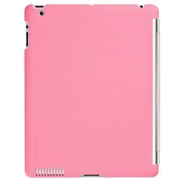 iPad 2 SwitchEasy CoverBuddy Case Pink