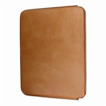 iPad 2 iPad 3 iPad 4 Piel Frama Unipur Nahkakotelo Parkittunahka