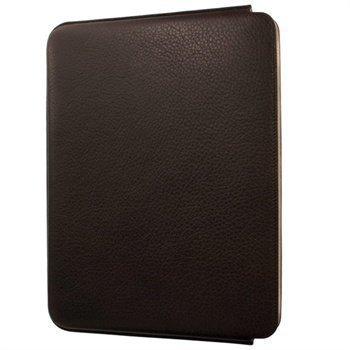 iPad 2 iPad 3 iPad 4 Piel Frama Unipur Nahkakotelo Ruskea