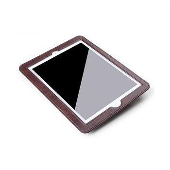 iPad 2 iPad 3 iPad 4 Rock Leather Case Coffee