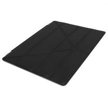 iPad 2 iPad 3 iPad 4 iGadgitz Cover Mate Transformer Suojus Musta