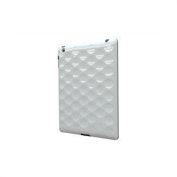 iPad 3 Hard Candy Bubble 360 Suojakuori Valkoinen