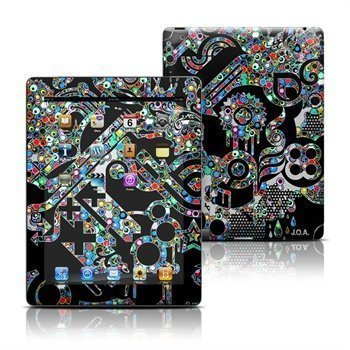 iPad 3 iPad 4 Circle Madness Skin