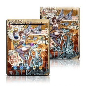 iPad 3 iPad 4 Fairie Queen Skin