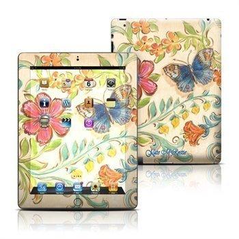 iPad 3 iPad 4 Garden Scroll Skin