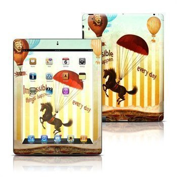 iPad 3 iPad 4 Impossible Skin