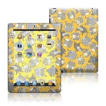 iPad 3 iPad 4 Owls Skin