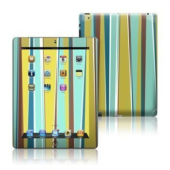 iPad 3 iPad 4 Sea Stripes Skin