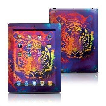 iPad 3 iPad 4 Thermal Tiger Skin