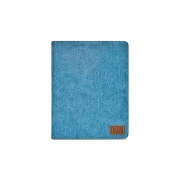 iPad 3 iPad 4 iLuv Great Jeans Kotelo Sininen