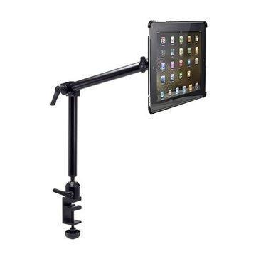 iPad 4 iPad 3 Arkon IPM3-HD002 Tukeva Autoteline C-Puristinkiinnitys