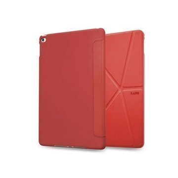 iPad Air 2 LAUT TRIFOLIO Case Red