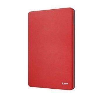 iPad Air 2 Laut R-Evolve Pyörivä Smart Folio Kotelo Harmaa