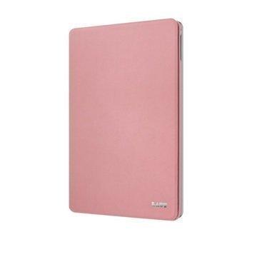iPad Air 2 Laut R-Evolve Pyörivä Smart Folio Kotelo Vaaleanpunainen
