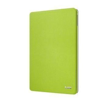 iPad Air 2 Laut R-Evolve Pyörivä Smart Folio Kotelo Vihreä