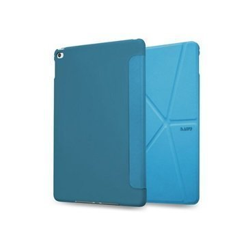 iPad Air 2 Laut Trifolio Case Blue