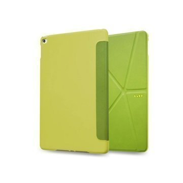 iPad Air 2 Laut Trifolio Case Green