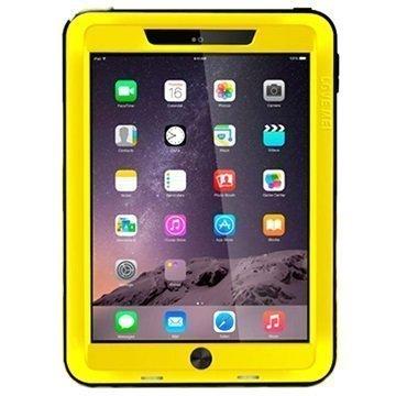 iPad Air 2 Love Mei Powerful Hybrid Suojakuori Keltainen