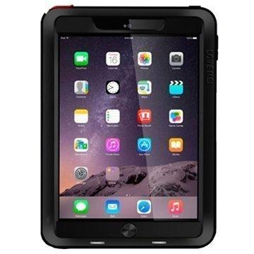 iPad Air 2 Love Mei Powerful Hybrid Suojakuori Musta