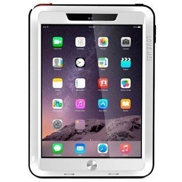 iPad Air 2 Love Mei Powerful Hybrid Suojakuori Valkoinen