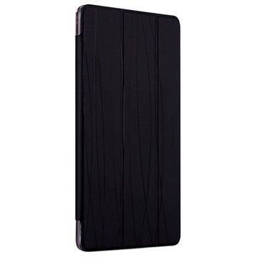 iPad Air 2 Momax Be Elite Series Smart Läppäkotelo Musta